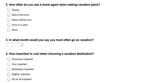 Are Surveys Important For Travel Agencies And Tour