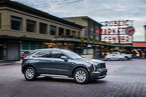 2019 Cadillac XT4 first drive review: Fashionably late