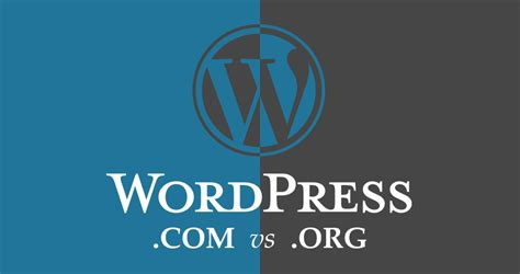 Wordpress.com Vs Wordpress.org Differences, Pros & Cons