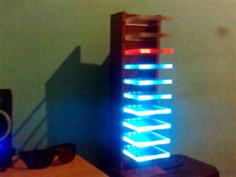 rgb vu meter tower by gosu