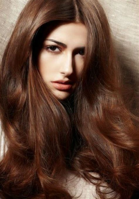 Chocolate Brown Hair by Chocolate Brown Hair Color Light Medium Shades