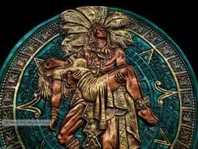 Mayan Aztec Warrior Princess