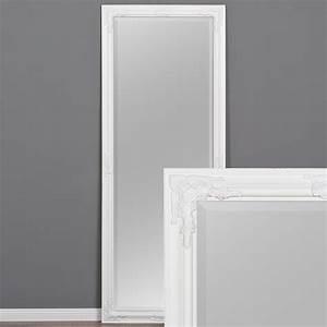 Wandspiegel Weiß Barock : wandspiegel bessa wei pur 160x60cm barock design spiegel ~ Lateststills.com Haus und Dekorationen