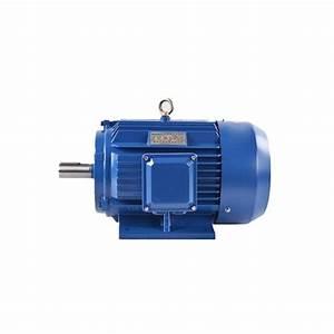 7 5 Hp  5 5kw  3 Phase 4 Pole Ac Induction Motor