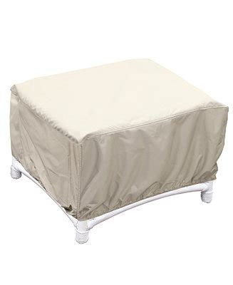 outdoor patio furniture cover large ottoman direct ships