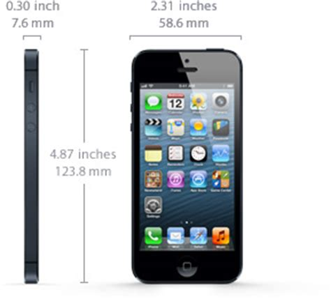 how many inches is the iphone 5 how is the iphone 5 screen dimensions mobile