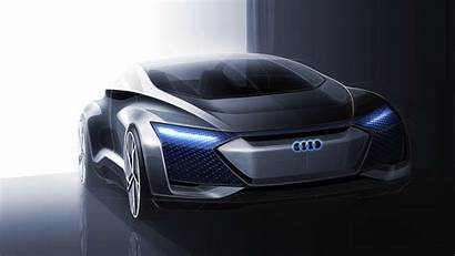 Audi 4k Concept Aicon Wallpapers