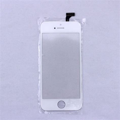 new for iphone 5 5g touch screen digitizer glass white replacement repair part ebay