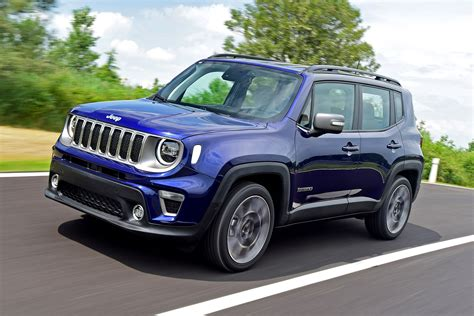 jeep renegade 2018 new jeep renegade 2018 facelift review auto express