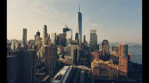 Best Drone Shots Of New York City Vlog Youtube
