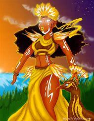 African Goddess Oshun Orisha