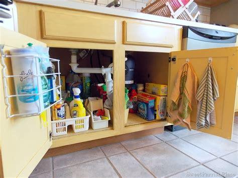 organizing kitchen sink 65 ingenious kitchen organization tips and storage ideas 3804