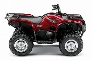 Yamaha Grizzly 550 Fi Eps Special Edition - 2008  2009