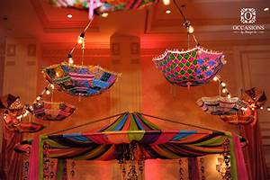 Sangeet, Garba & Mehndi Decor Occasions By Shangri-La