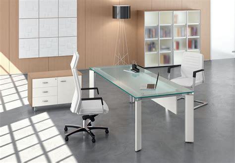 bureau verre design contemporain bureau direction verre ambiance design bureaux