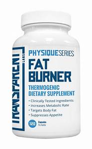 Transparent Labs Fat Burner  Burn More With Less Stims