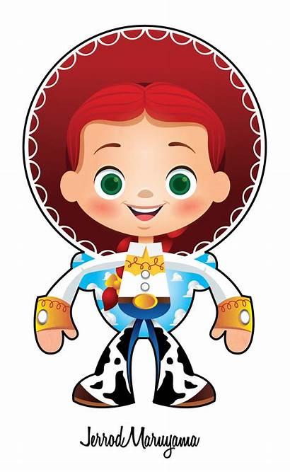 Toy Story Pixar Buzz Jessie Clipart Knick