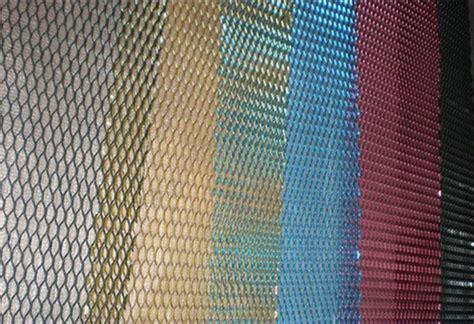 metal mesh facade grille decorative screen panels
