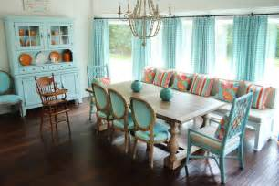 Cottage Themed Living Room