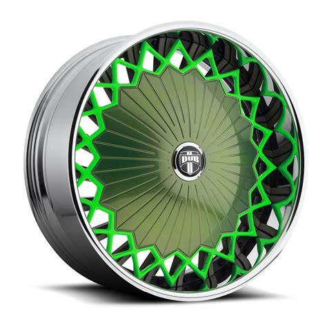glaze  dub wheels