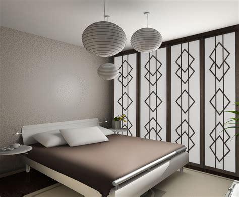meubles bureau design panneaux japonais dressing concept