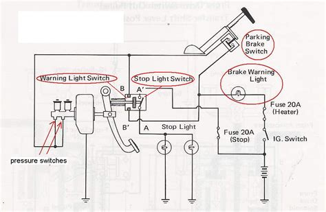 Ezgo Brake Light Wiring Diagram by 73 Fj40 Quot Ez Wiring Kit Quot Question Quot Brake Switch And Lights
