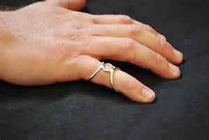 Boutonniere Finger Splint Pinky