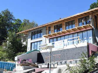 macht manuel neuers villa baustelle den leeberg
