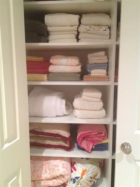 Challenge #9 The Linen Closet The Seana Method