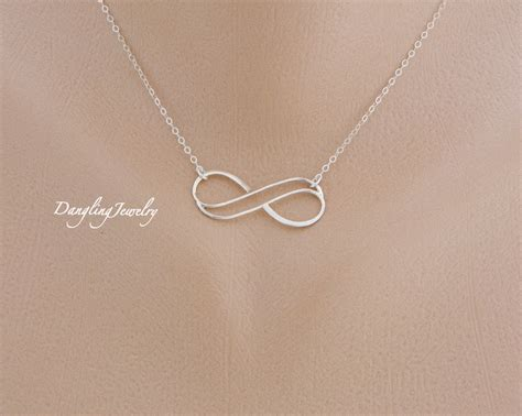 Infinity Couple Necklaces