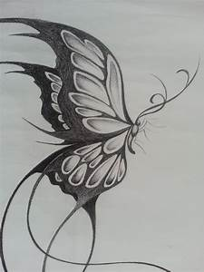 Original design of a large butterfly... | Things I like ...