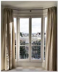 Tringles à Rideaux : tringle rideaux plafond rideau id es de d coration ~ Edinachiropracticcenter.com Idées de Décoration