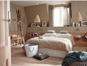 Tableau Chambre Adulte : beautiful chambre a coucher deco romantique contemporary design trends 2017 ~ Preciouscoupons.com Idées de Décoration