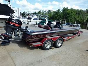Bass Boat For Sale  Skeeter Bass Boat For Sale