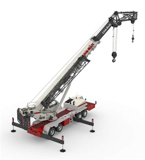 htc  link belt cranes