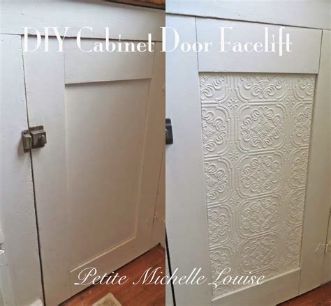 diy kitchen cabinet facelift petite michelle louise diy cabinet door facelift