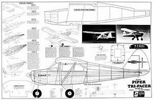 Piper Tri-pacer Plans - Aerofred