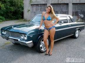 Girls Of Popular Hot Rodding 1971 Chevy Chevelle Ss ...