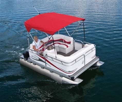 Small Electric Boats For Sale by 713 Rl Small Electric Pontoon Boat Frugal Boating