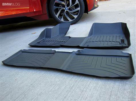 weathertech floor mats in a bmw i3 - Floor Mats Bmw I3