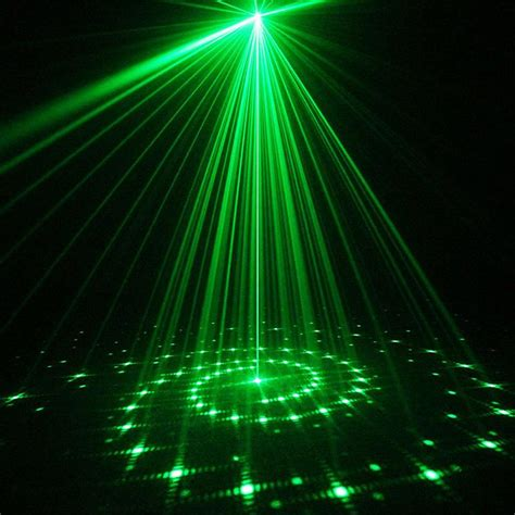 laser projector light effect indoor outdoor landscape lawn
