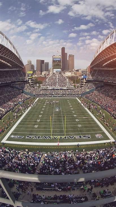 Football Nfl Field Seahawks Stadium Seattle Iphone