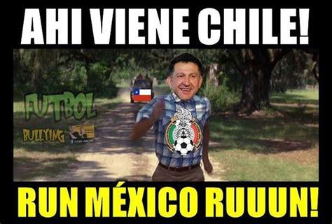 Memes Mexico - los memes sobre la humillante derrota del tri vs chile grupo milenio