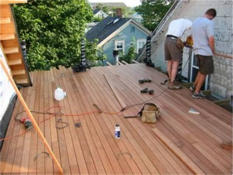 Trex Decking Problems 2009 by Decking Materials Rooftop Decking Material