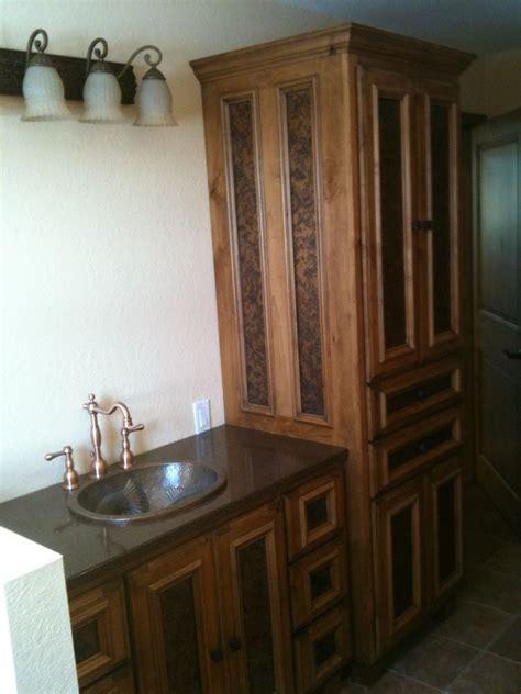 hand  fancy bath vanity  stone creek cabinetry llc