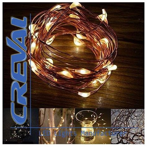 factory wholesale led copper wire globe string lights for
