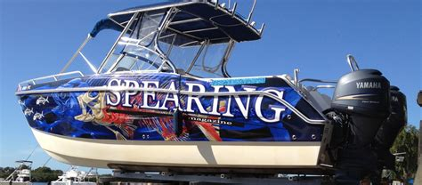 Boat Wrap Cost by Cost To Wrap Boat The Hull Boating And Fishing
