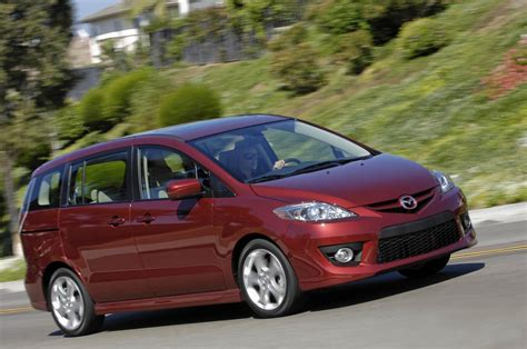 2010 Mazda 5 News and Information