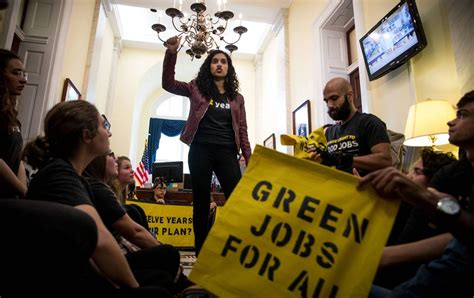 Can the Blue Wave Deliver a Green New Deal? Occupy com