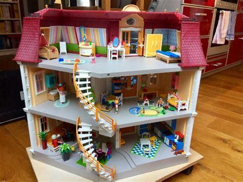 Playmobil Puppenhaus Gebraucht Kaufen  Kleinanzeigen Bei